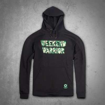 Ultras-Tifo Hoodie Weekend Warrior