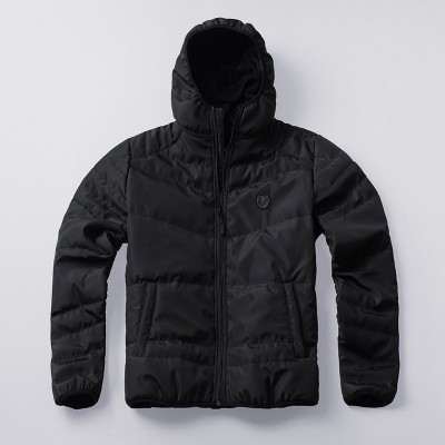 Mask Winter Jacket Storm Black