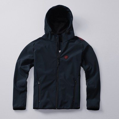 Full Face Softshell Jacket Offensive Navy