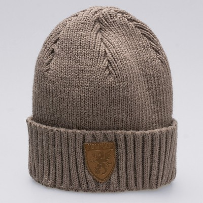 Winter Hat Docker Beige