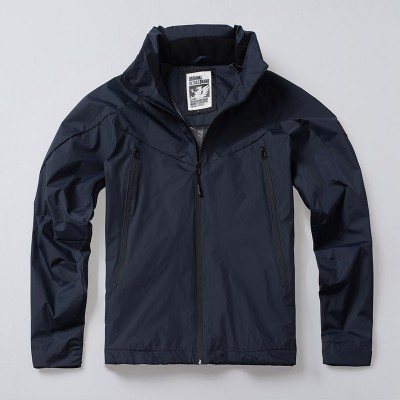 Mask Jacket Fighter Navy