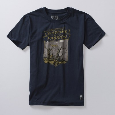 T-shirt Stadium Banned Navy