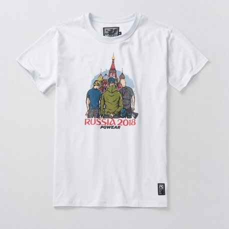T-shirt Russia 2018 – Red Square