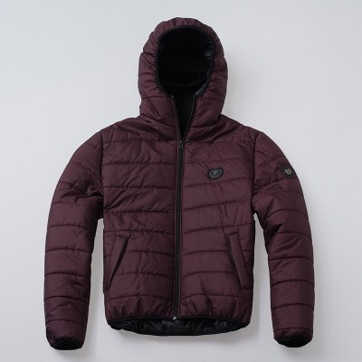 Full Face Winterjacke Invasion Maroon