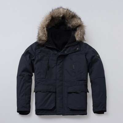 Mask Winterjacke Avalanche Navy