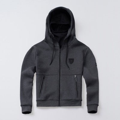 Full Face Kapuzenpullover Fury Grey