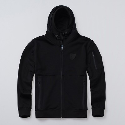Kapuzenpullover Ultimate Black