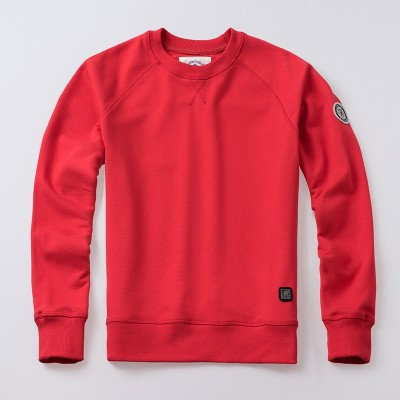 Sweatshirt Regular Red