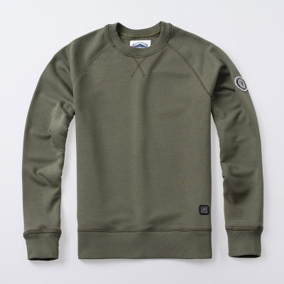 Sweatshirt Regular Olive