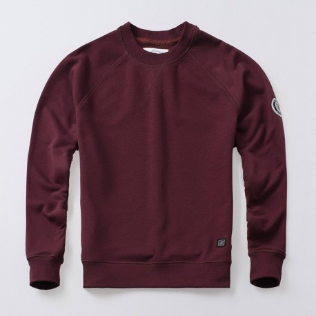 Sweatshirt Regular Maroon