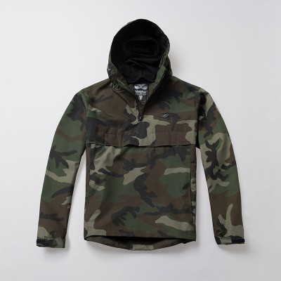 Full Face Jacket Protector Camo