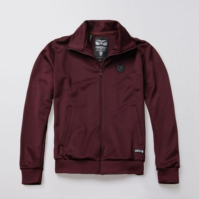 Trainingsjacke Supreme Maroon