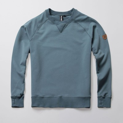 Sweatshirt Regular Stone Blue