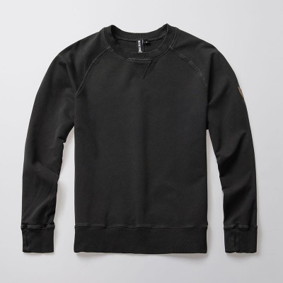 Sweatshirt Regular Used Black