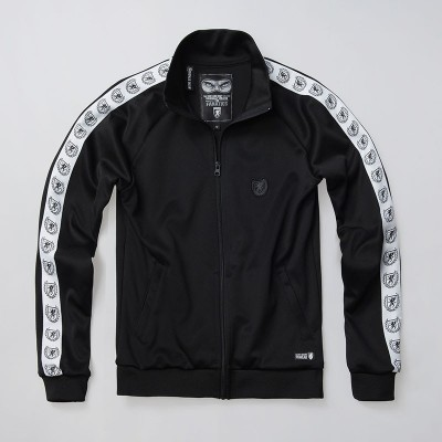 Women`s Retro Jacket Supreme Black