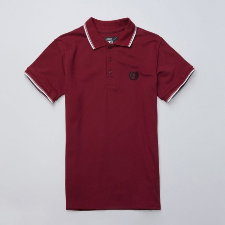 Polo Laurel Maroon