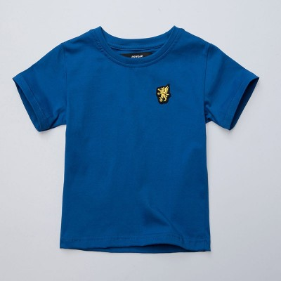 KinderT-shirt Basic Blue