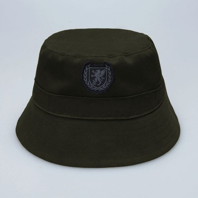 Bucket Hat Globetrotter Olive