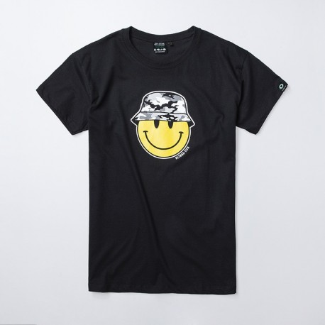Ultras-Tifo T-Shirt Smiley