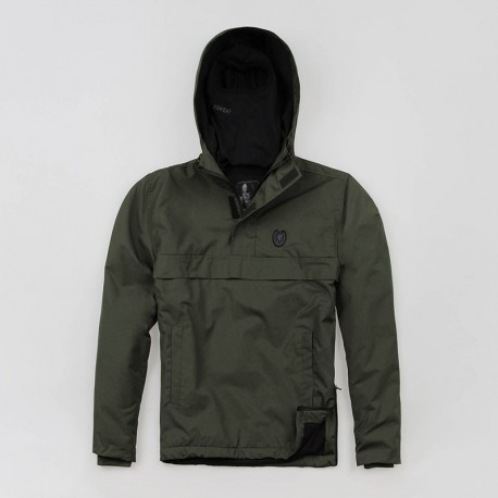 """Full Face Jacke """"Attack"""" Olive"""