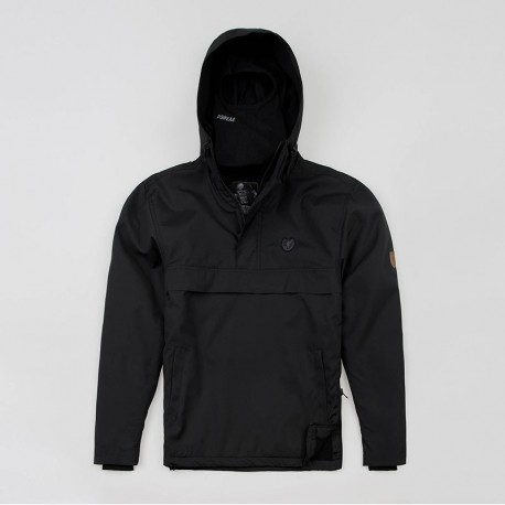 "Full Face Jacket ""Attack"" Black"