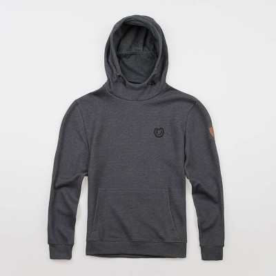 "Mask Hoodie ""Warrior"" Grey"