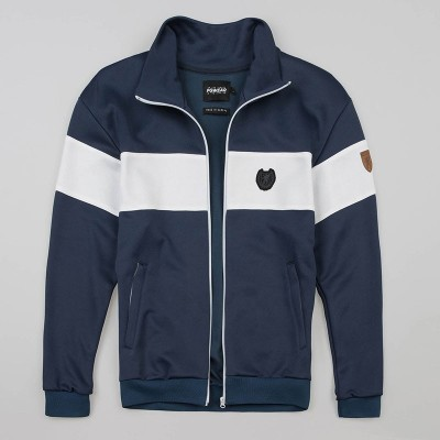 "Trainingsjacke ""Vintage"" Navy"
