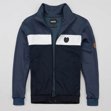 "Retro Jacket ""Vintage"" Dark Navy"