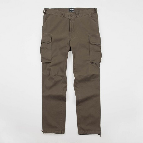 "Cargo Pants ""Defend"" Brown"
