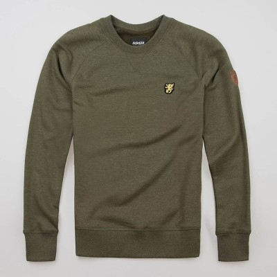 "Sweatshirt ""CSL"" Green"