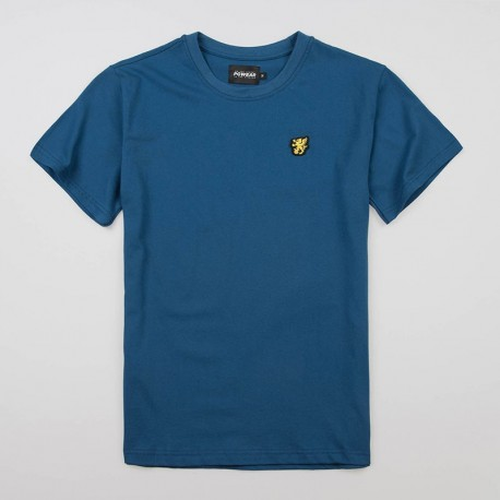 "T-shirt ""Basic"" Blue"
