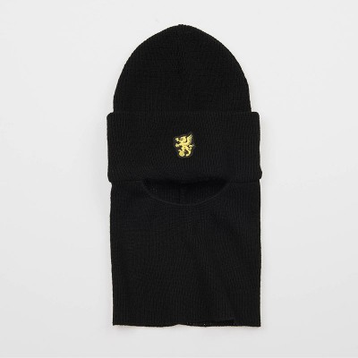 "Winter Hat ""Rumble"" Black"