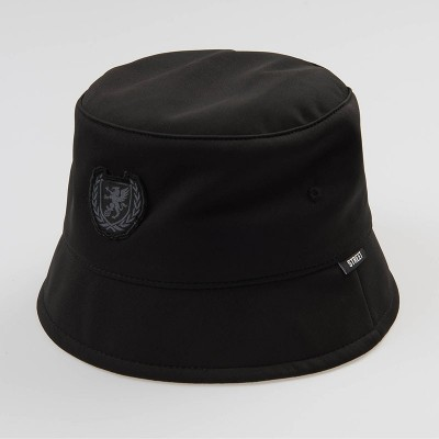 "Bucket Hat ""Advanced"" Black"