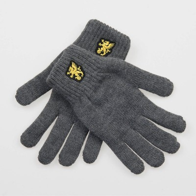 "Gloves ""Snowstorm"" Grey"