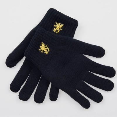 "Gloves ""Snowstorm"" Navy"