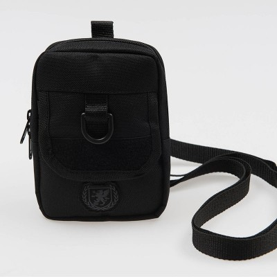 "Shoulder Bag ""Trip"" Black"