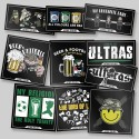 Ultras-Tifo Stickers Set V