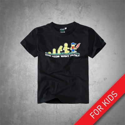 Ultras-Tifo Streetwear Kid's T-shirt The Kids Want Ultra'