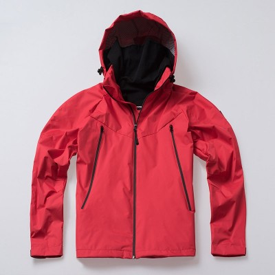 Mask Jacket Fighter Red