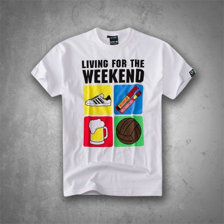 "Ultras-Tifo Streetwear ""Weekend"""