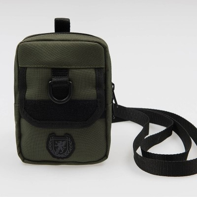 "Shoulder Bag ""Trip"" Olive"
