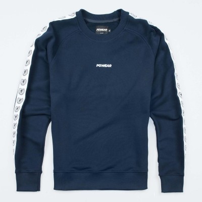 "Sweatshirt ""Classic"" Ribbon Navy"