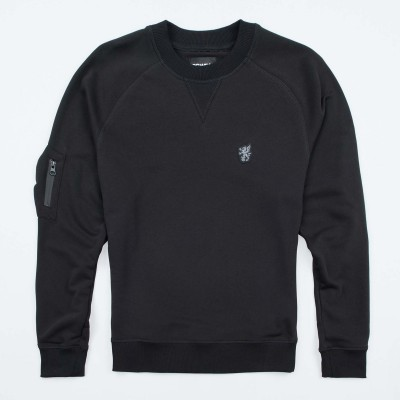 "Sweatshirt ""CSL`20"" Black"