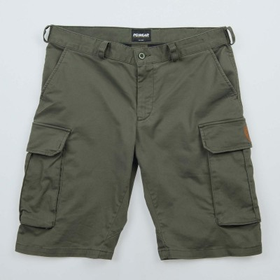 "Cargo Shorts ""Defend"" Olive"