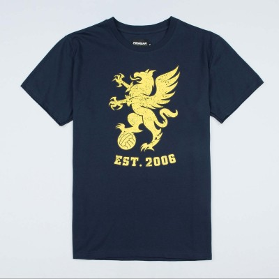 "T-shirt ""Gryphon BIG"" Navy"