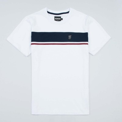 "T-shirt ""Oldschool II"" White"