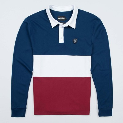 "Poloshirt ""Rugby"""
