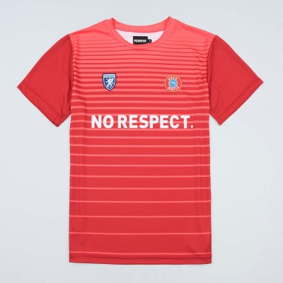 "Football Jersey ""UEFA MAFIA"" Red"