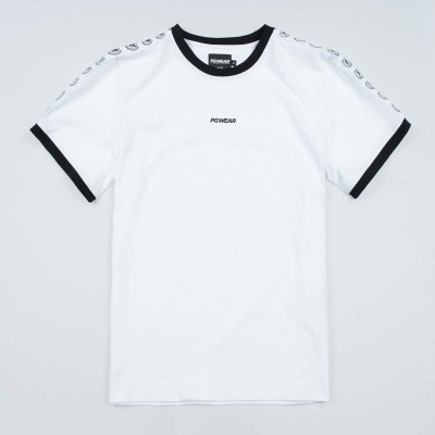 "T-shirt ""Ribbon"" White"
