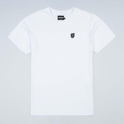 "T-shirt ""Basic`20"" White"